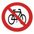 Banning bike — Stock Photo #30654991