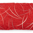 Red pillow — Stock Photo
