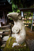 Rat statue — Stock Photo