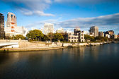 City Hiroshima — Stock Photo