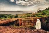 Church of St George, Lalibela, Ethiopia — Stock Photo