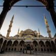 Blue Mosque Istanbul, Turkey — Stock Photo
