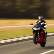 Motorcyclist  — Stock Photo #30950651