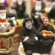 Figurines of Orthodox priests — Stok fotoğraf