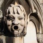Details of the Duomo di Milano in Milan, Italy — Stock Photo #31168125