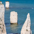 White cliffs of Dover — Stock Photo