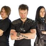 Постер, плакат: Metal band