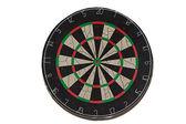 Old dartboard — Stock Photo