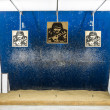 Stock Photo: Vintage shooting Range