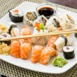 Sushi Plate — Stock Photo #32551931