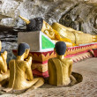 Reclining Buddha - Elephant Cave, Vang Vieng — Stock Photo