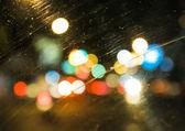 多重トラフィック ライト — ストック写真