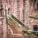 Detail of Heidelberg Castle in Germany — Stock Photo #33282395
