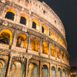 Colosseum by Night — 图库照片