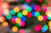 Blurred defocused Lights for Backgrounds — Stock fotografie