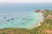 Samae Beach in Ko Larn ( Ko Lan ) - Pattaya Thailand — Stock Photo