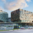 "Stock Photo: Moscow, building innovation center ""Skolkovo"""
