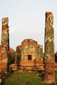 Stupa buddy i niebo — Zdjęcie stockowe