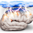 Stockfoto: Brainstorm