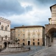 FontanMaggiore Perugia — Stock Photo #36783827