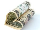 Money love us — Stock Photo