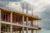 Constructon site — Stock Photo