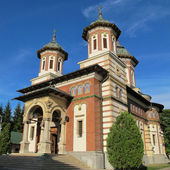 Sinaia Monastery, Prahova Valley, Romania — Stock Photo