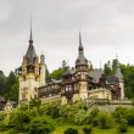 Romanian Castle — Stock Photo #38489267
