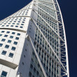 Detail of Turning Torso in Malmo — Stock Photo #32417011