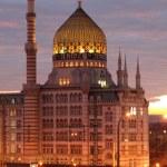 Yenidze in Dresden at Dusk — Stock Photo #32547005