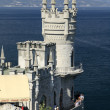 Stock Photo: Swallow's Nest near Yalta, Crimea