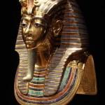 Tutankhamun's Golden Mask — Stock Photo #34423613