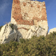 Old Artillery Tower in Mikulov — Stock Photo