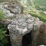 The Cave City Tepe Kermen — Stock Photo #35867959