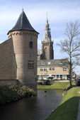 Castle of Schagen — Stock Photo