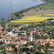 Stock Photo: Village of Pavlov in Southern Moravia