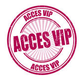 Acces vip stamp — Stockvector