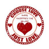 Just love — Stock Vector