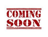 Coming soon — Stock Vector