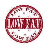 Low fat — Stock Vector