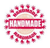 Handmade — Stock Vector