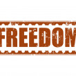 Stock Vector: Freedom
