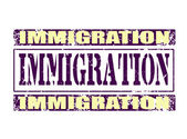Immigration — Stock Vector