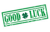 Good luck — Stock Vector