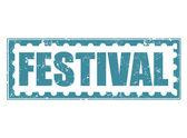 Festival — Stock Vector
