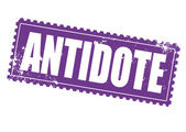 Antidote — Stock Vector