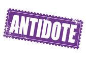Antidote — Stock Vector
