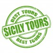 Sicily tours — Stock Vector #40777033