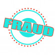 Stock Vector: Fraud