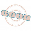 Good — Stock Vector #40993781